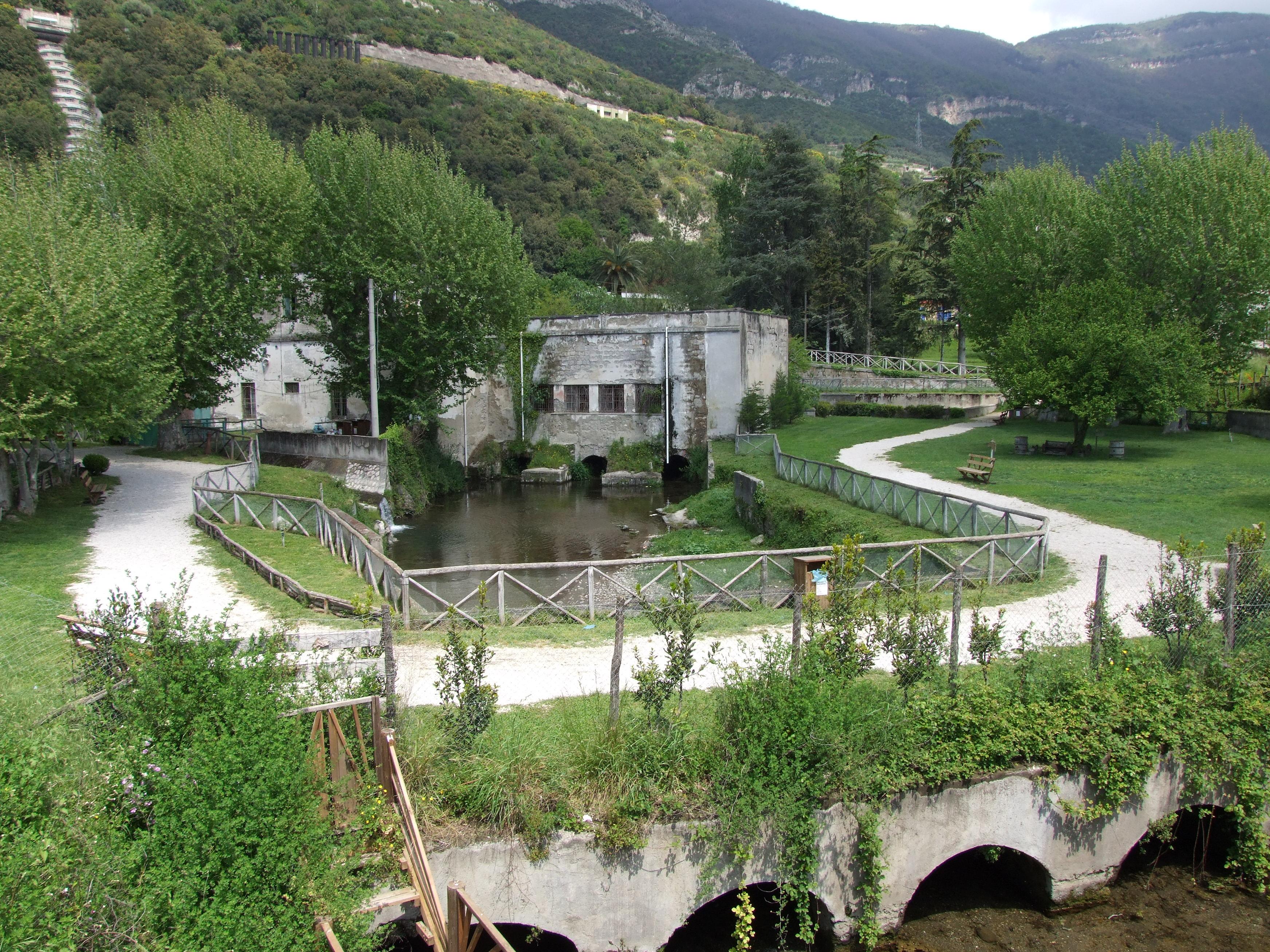 Il fiume Sarno? Una catastrofe ecologica