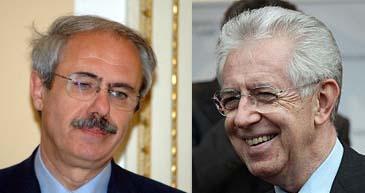 Sicilia verso il default. Pressing di Monti su Lombardo
