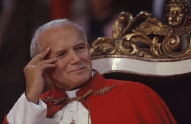 Rubata e ritrovata la reliquia col sangue di Papa Wojtyla