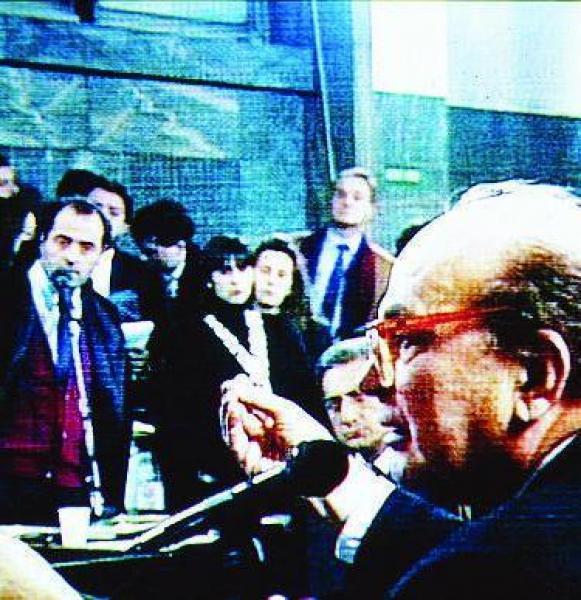 Di Pietro per attaccare Napolitano dà persino ragione a Craxi