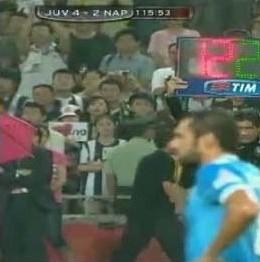 Don Manganiello: l'arbitro Mazzoleni ammalato di onnipotenza
