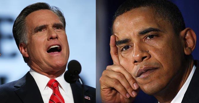 Delude Mitt Romney, applausi solo per l'attacco a Obama