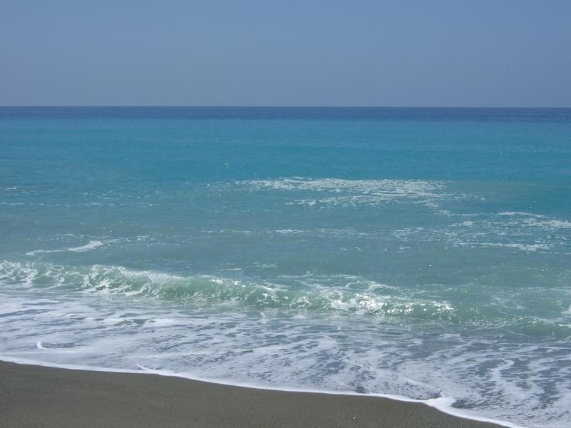Violenta mareggiata a Salerno
