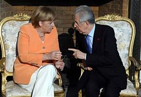 Monti difende l'autonomia degli Stati ma la Germania insorge