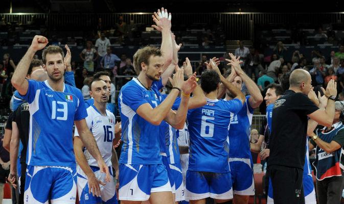 Londra 2012 / Il volley azzurro non ce la fa, resta il bronzo