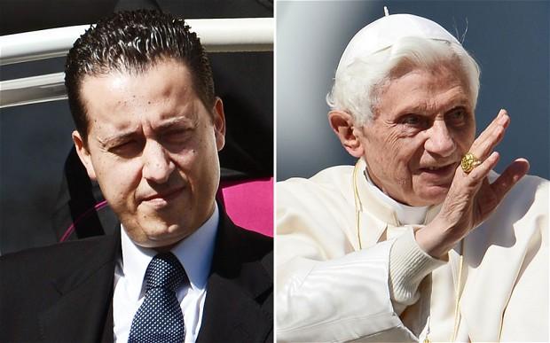 Spunta persino un assegno per il Papa nel giallo del Vaticano