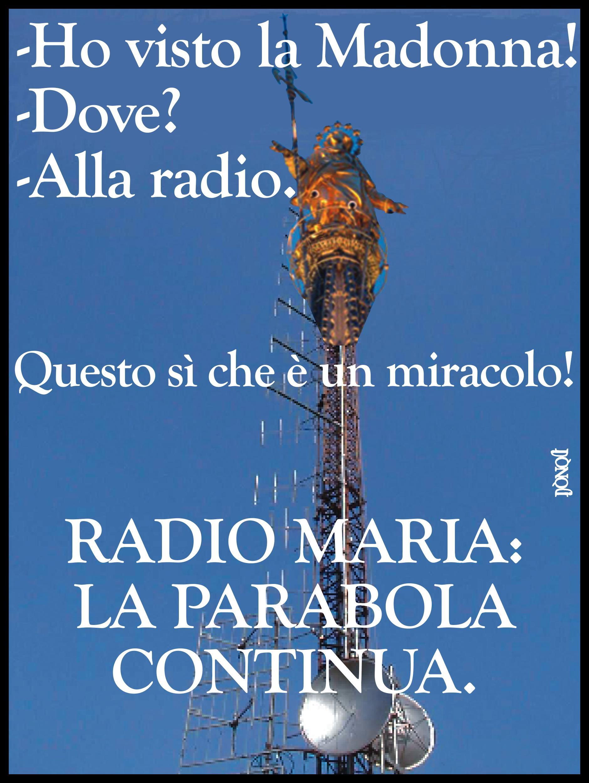 """Miracoli dei media e """"visioni"""" radiofoniche"""