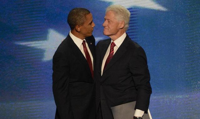 Bill Clinton sui temi del lavoro spiana la strada a Obama