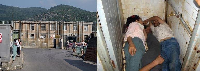 Detenuto con gamba amputata in cella con altri 8 per un lieve reato
