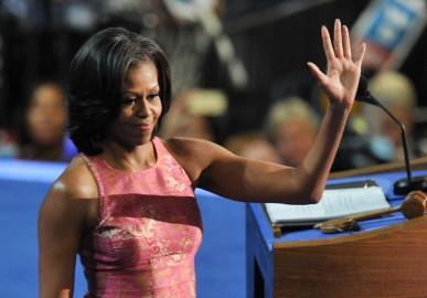 Obama e Michelle rilanciano, nonostante i dati dell'economia