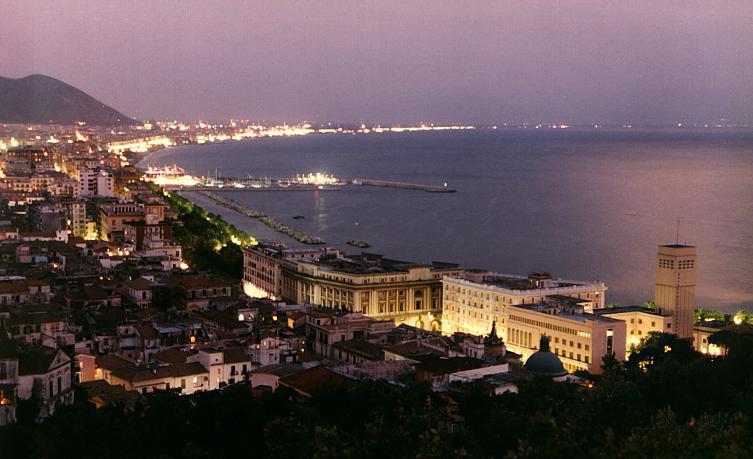 Vita Salernitana dal 13 al 17 settembre 2012