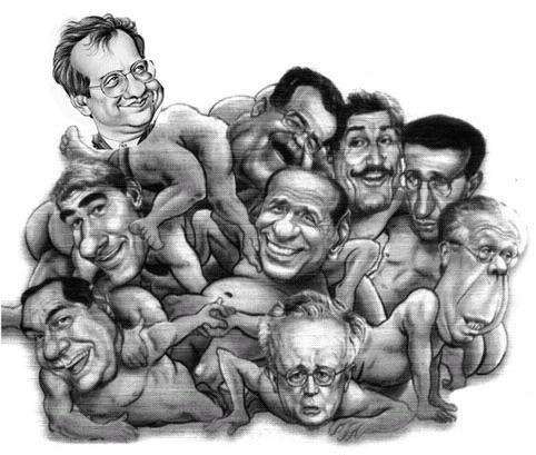 Con Report nell'abisso della corruzione politica