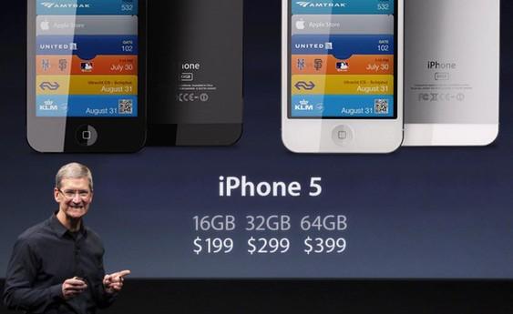 L'iPhone 5, ultrasottile e più grande sarebbe piaciuto a Jobs?