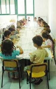 mensa_bambini