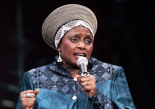 Castel Volturno-Miriam Makeba, un rapporto sempre vivo