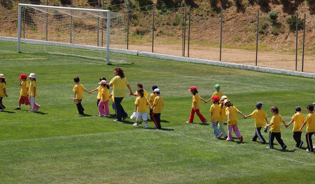 Nocera Inferiore, il sabato a scuola di sport con il Csi