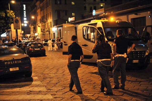 Agguato a Milano, uomo ferito con 9 colpi di pistola