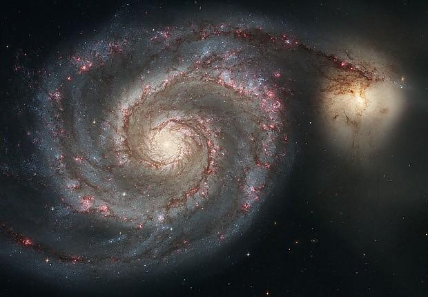 Misterioso alone di gas caldissimo circonda la Via Lattea