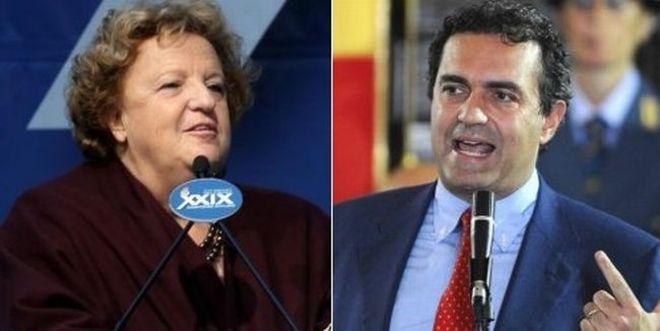 De Magistris fa il capo popolo anche con il ministro Cancellieri