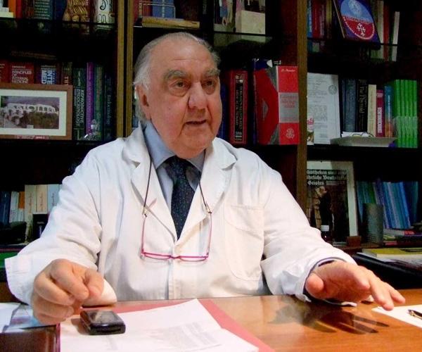 Lutto nel mondo scientifico, muore a 78 anni il prof. Aldo Pinchera