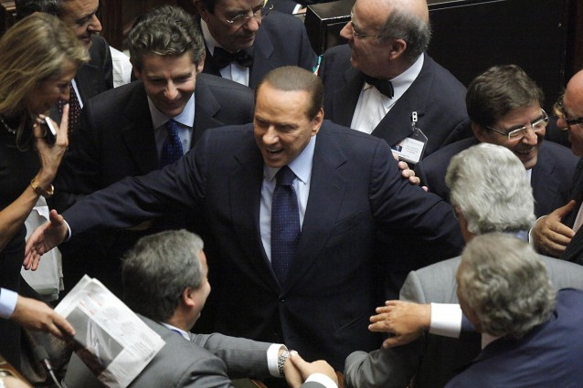 Berlusconi ribalta la condanna e pensa al grande ritorno