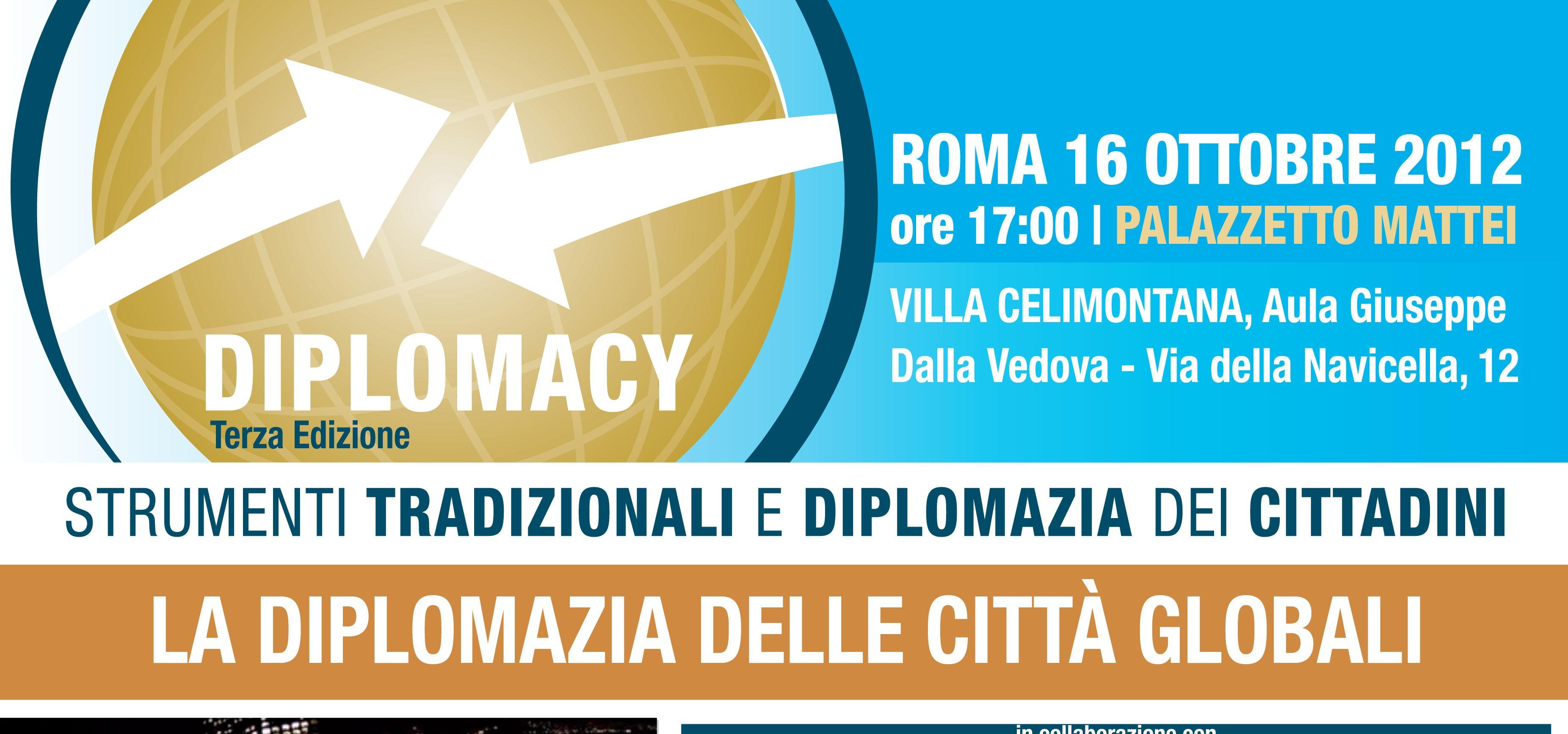 Incontri internazionali della Società Geografica di Roma