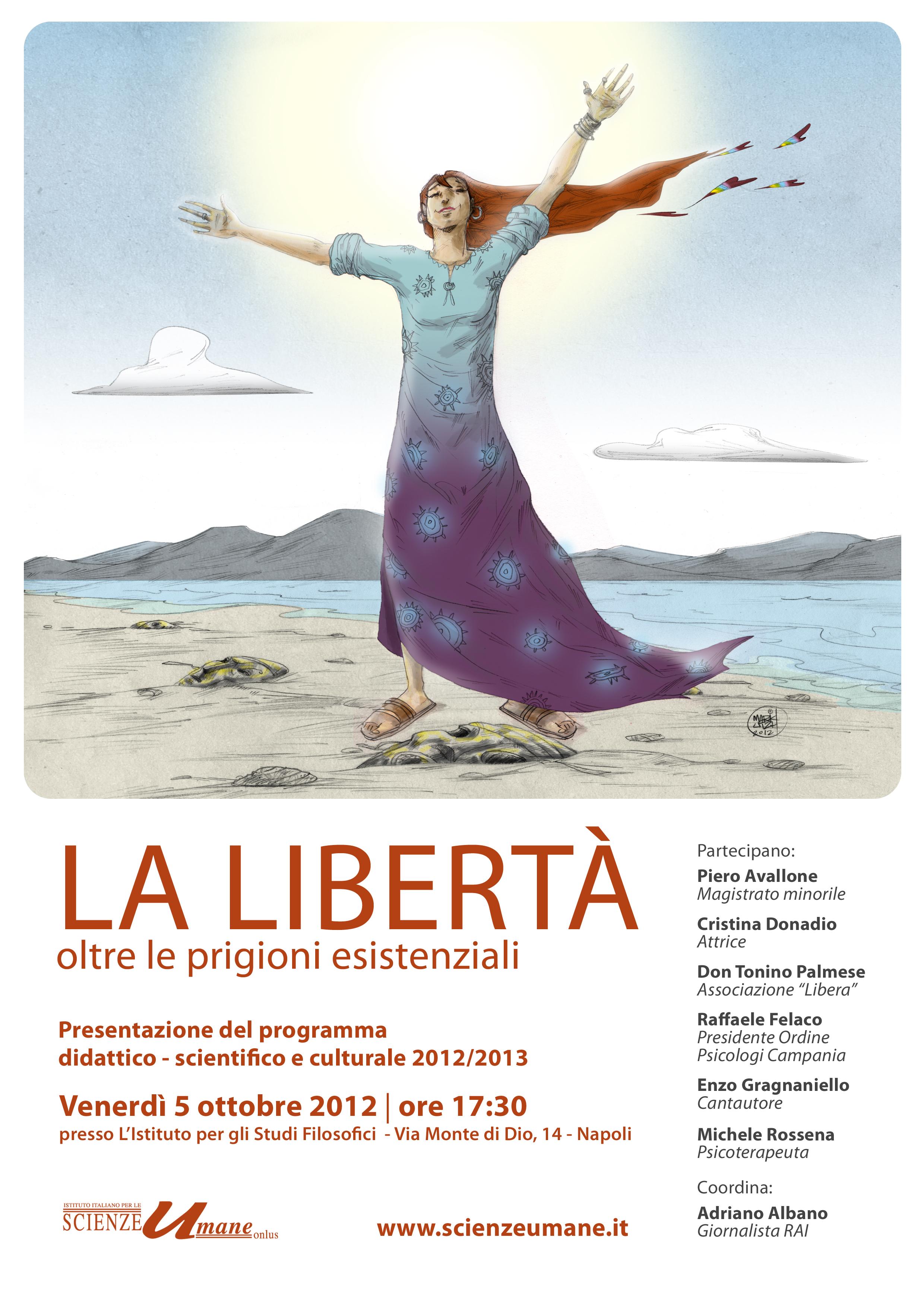 Istituto italiano per le Scienze umane, presentazione nuovo programma