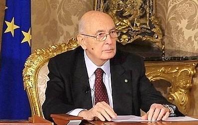 """Legge elettorale, Napolitano in campo contro i partiti """"doppi"""""""