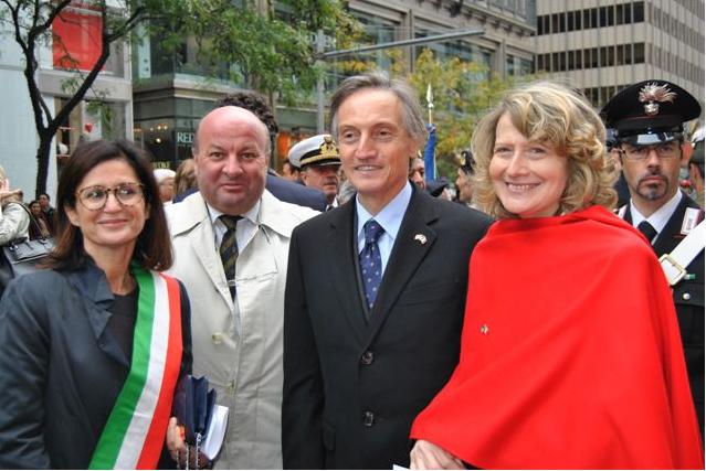 Columbus Day, il Presidente Asmef Iavarone traccia un bilancio della trasferta