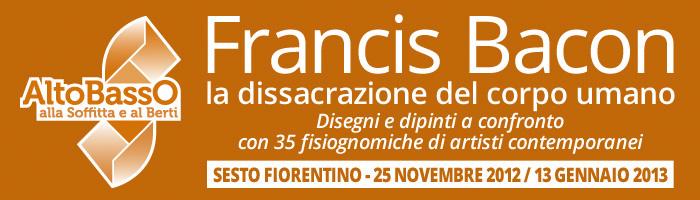 Sesto Fiorentino, Francis Bacon: la dissacrazione del corpo umano