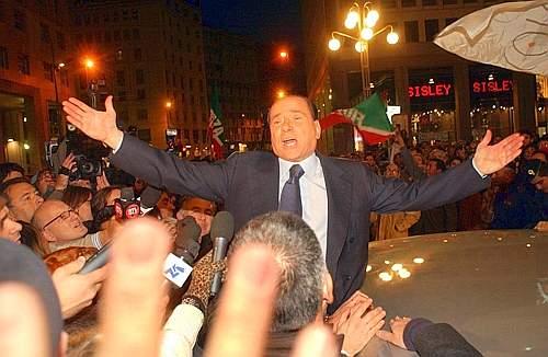 Tutto previsto, Silvio Berlusconi torna in campo