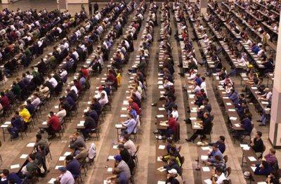 Concorsone scuola, solo il 34% ha superato la prima prova