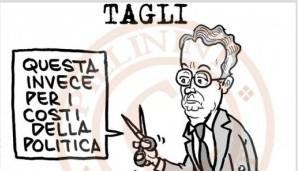 La svolta di Monti: zero trasferimenti alle Regioni mal gestite / bianco