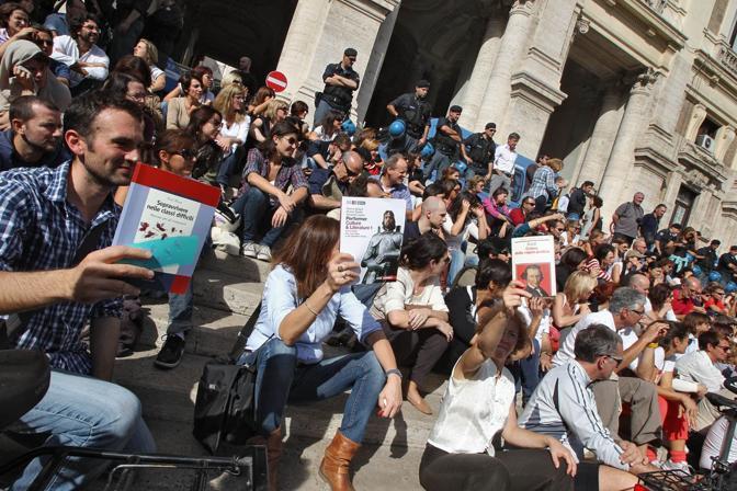 Docenti contro le 24 ore: il 10 novembre tutti in piazza