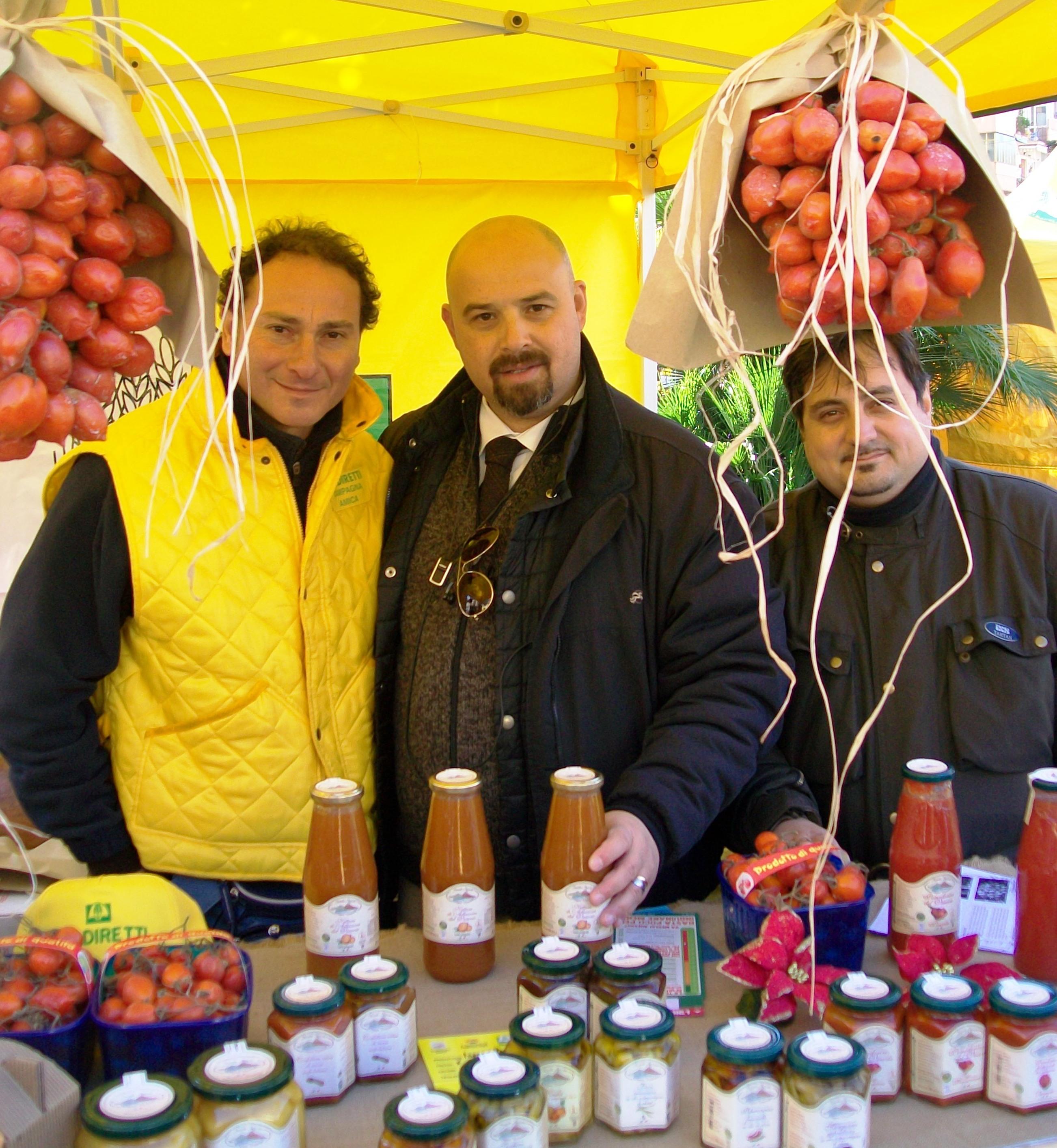 Prodotti agricoli 100% italiani, prima edizione di Cibi d'Italia