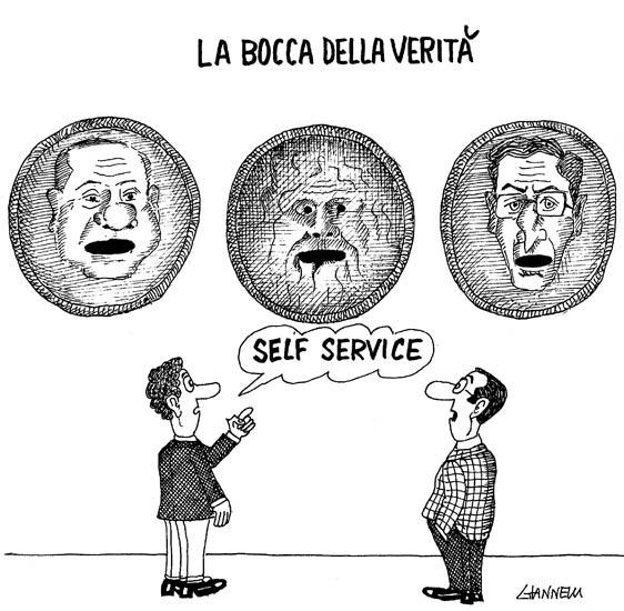 Dialoghi semiseri / Leader, austerità ed eterni cognati guastafeste