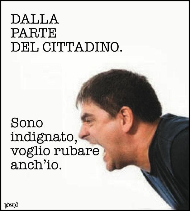Il sogno proibito dell'italiano medio