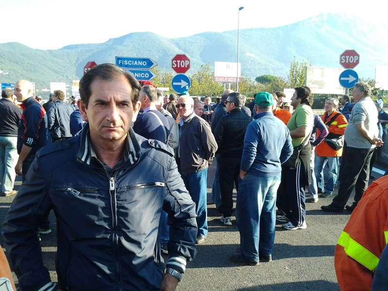 Nuovi blocchi, Salerno torna nella morsa dei forestali