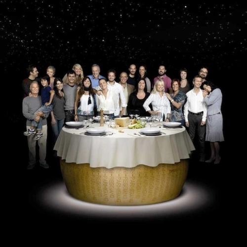 Parmigiano Reggiano Night, la prima cena web 2.0
