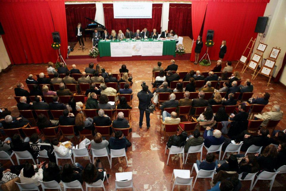 """A Pagani la II edizione del premio giornalistico """"Mimmo Castellano"""""""