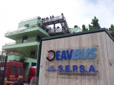 Fallimento EavBus 11/ Non ci sono nemmeno i soldi per il carburante