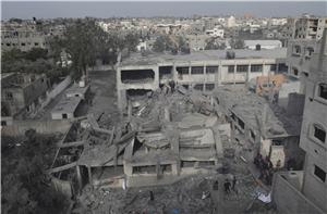 Israele prepara l'incursione di terra su Gaza, gli Usa frenano