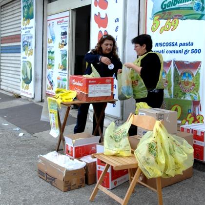 Cava de' Tirreni, conferenza stampa sul banco alimentare