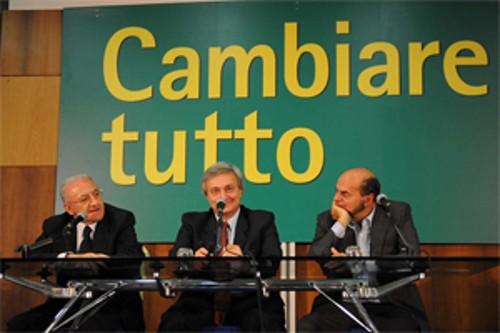 Il Pd di Napoli chiede a Bersani di non far parlare De Luca