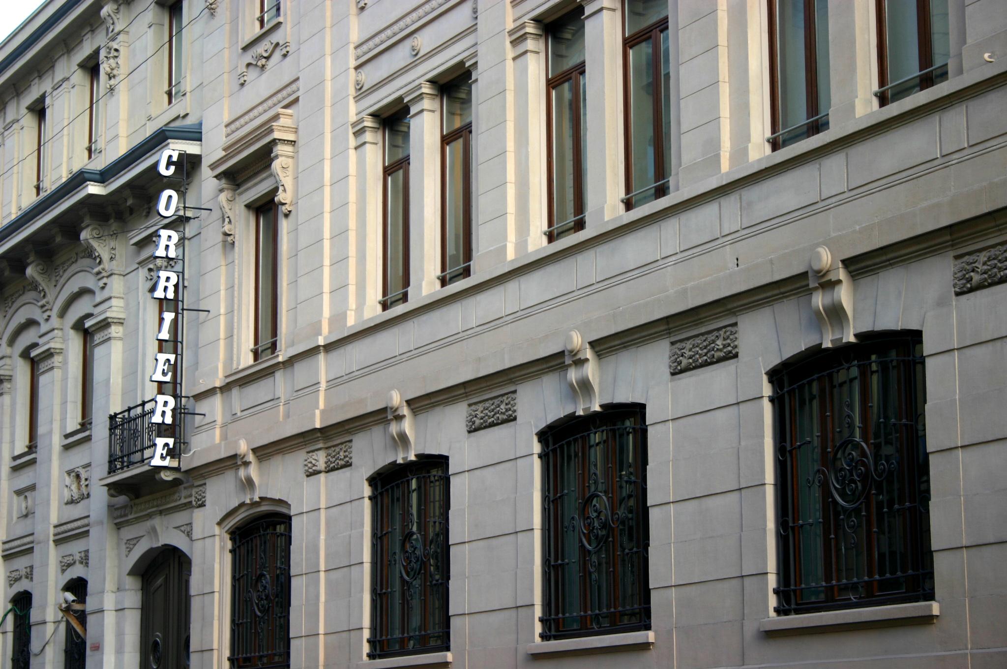 Mannaia Rcs: ottocento tagli e chiude Via Solferino