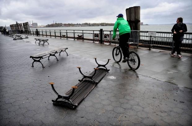 Dopo-Sandy drammatico a New York e nel New Jersey