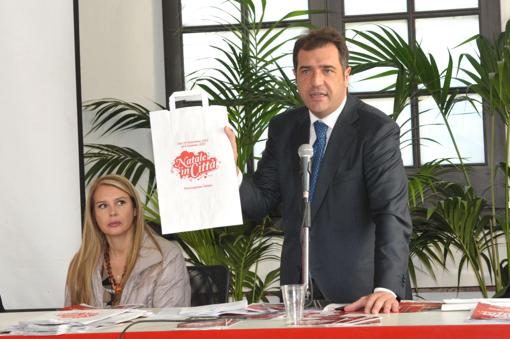 Ecco gli eventi del Natale 2012 a Pontecagnano Faiano