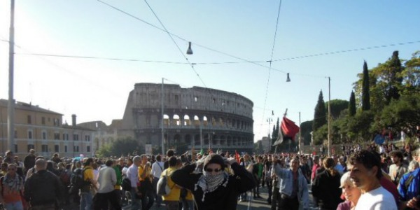 L'Italia scoppia: scuola in piazza, Roma blindata. Paura scontri