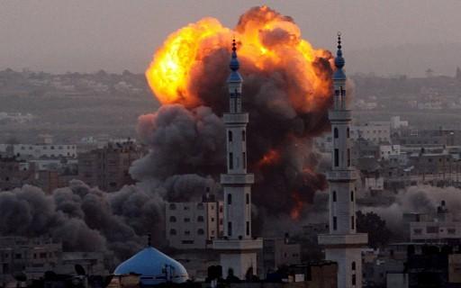 L'ottuso assalto islamico a Israele e alla Cristianità