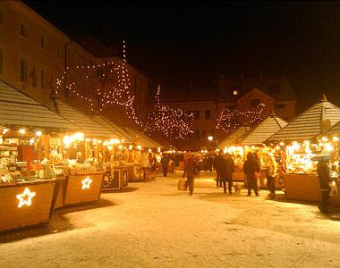 """Pontecagnano, giovedì 29 novembre inaugurazione di """"Christmas market"""""""